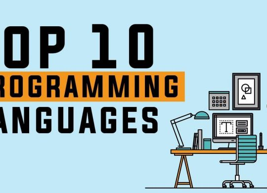 In India, The Best 10 Programming Languages To Start In 2019