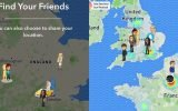 find your friends-