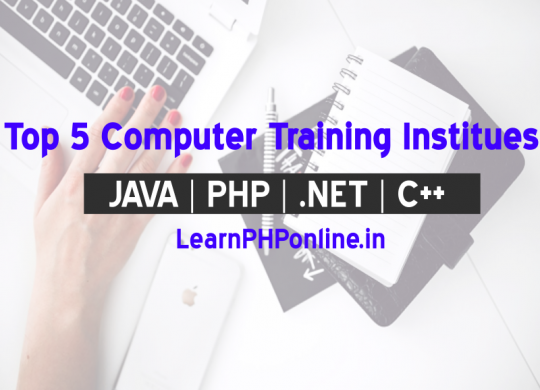 Computer Training Institute in Faridabad