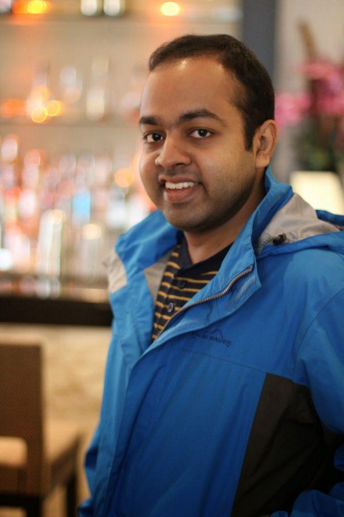 Top 10 Indian bloggers varun krishnan