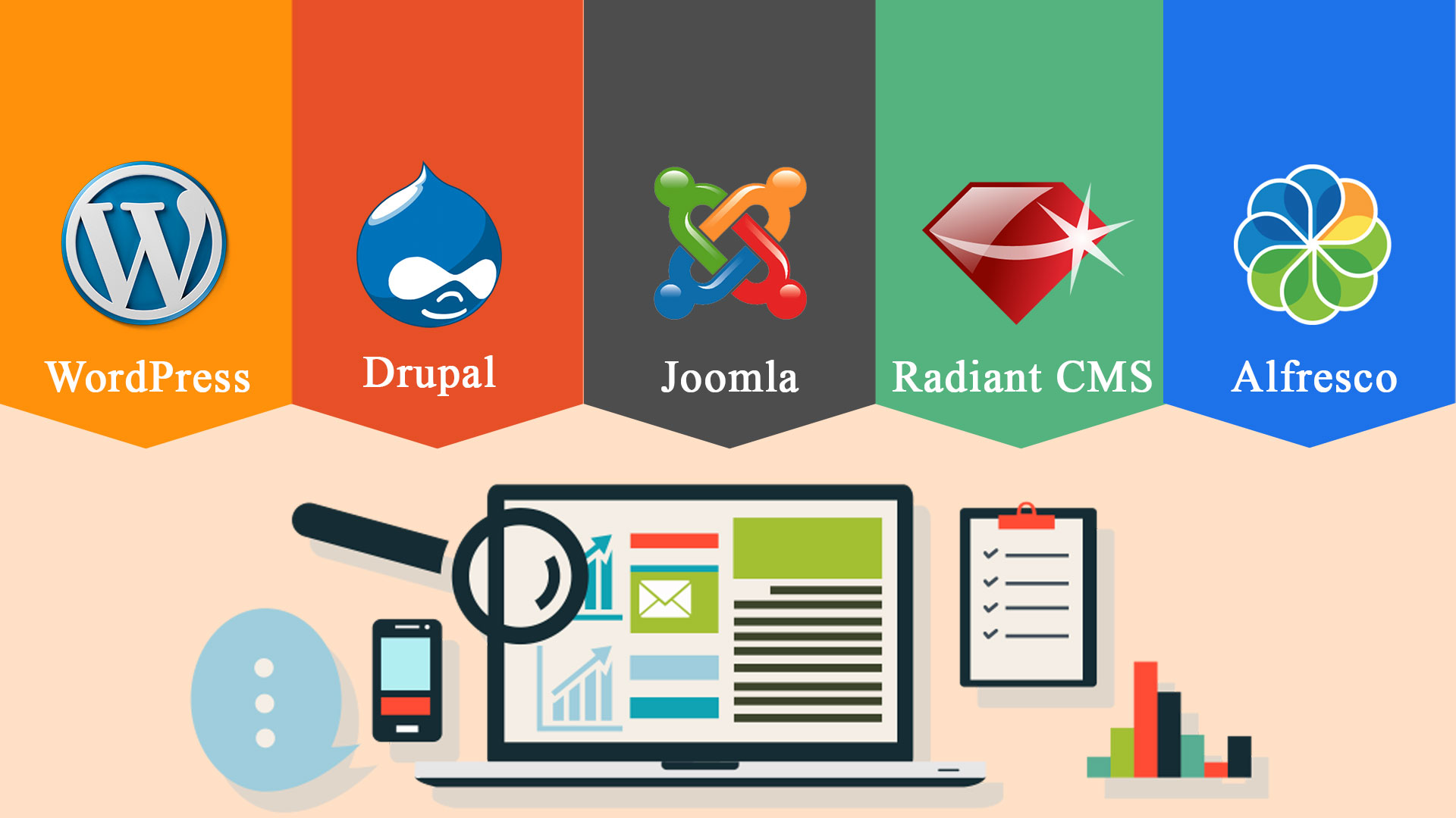 best cms how to choose