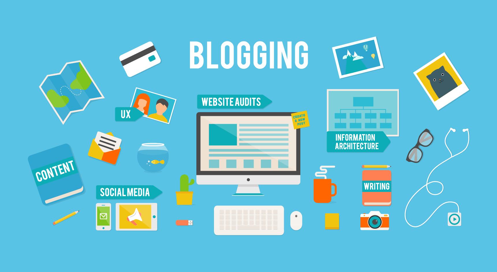 Blogging vs youtube
