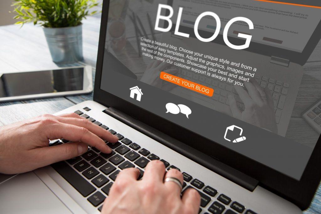 blogging legitimate online jobs