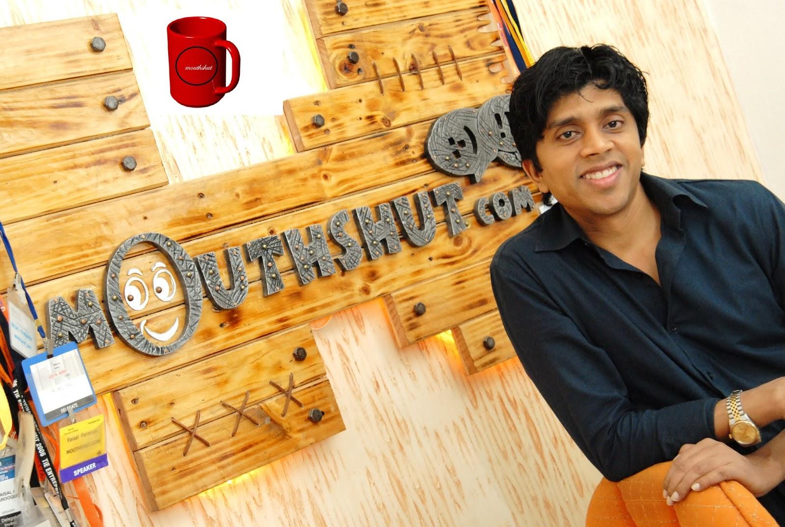 Top 10 indian bloggers Faisal Farooqui