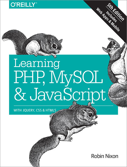 Learning PHP MySQL and Javascript 5th edition pdf  Download free in 2021