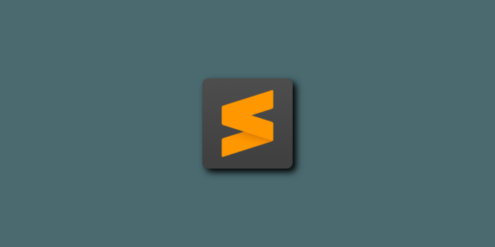 Sublime Text - Best PHP IDEs or Editor
