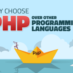 why choose PHP over other languages