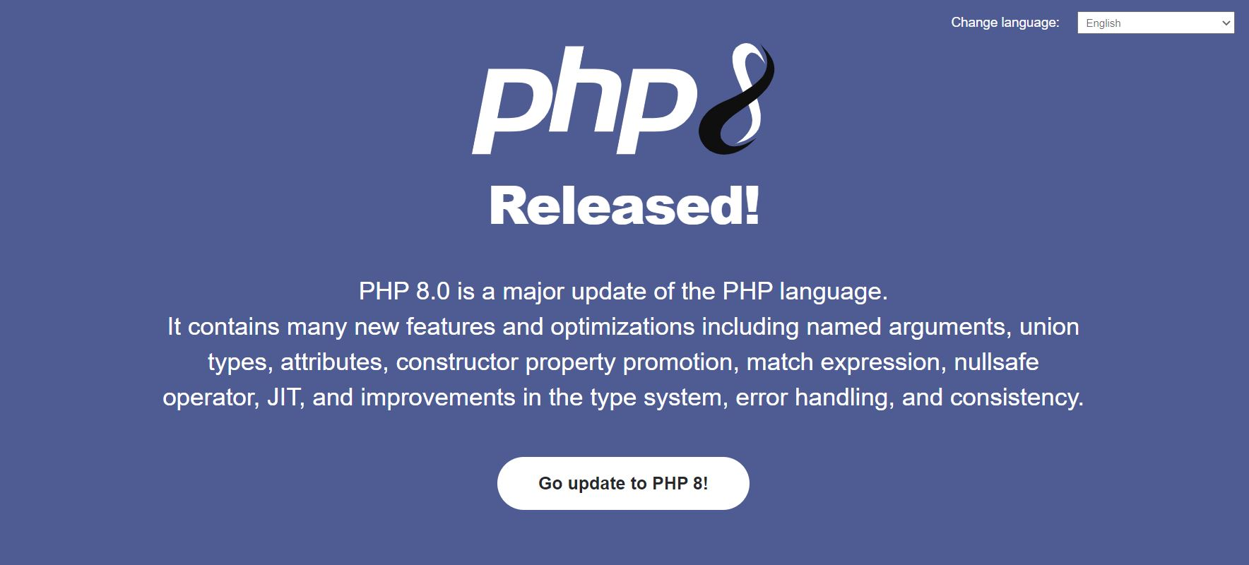 Upgrade PHP Version in xampp